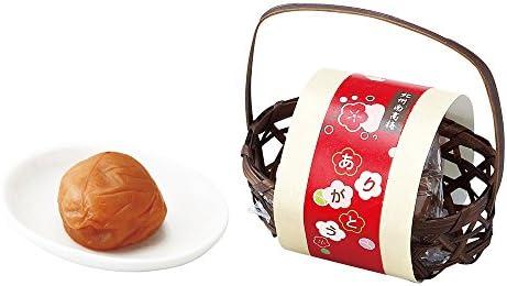梅かご祝宴(15個セット) プチギフト 梅 うめぼし 梅干し 縁起物 和 和装 結婚式 イベント 景品 紀州南高梅