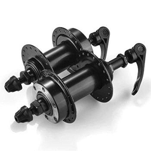 Joylive Pair Mountain Bicycle MTB Disc Brake Hub Set 36 ()