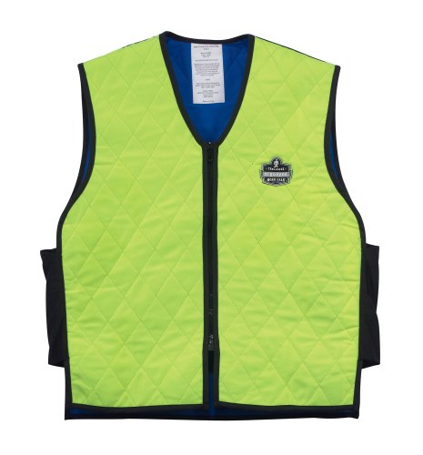 Ergodyne Chill-Its Evaporative Cooling Vest - Large Size - P