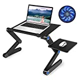 Laptop Table, Adjustable Great Laptop Bed
