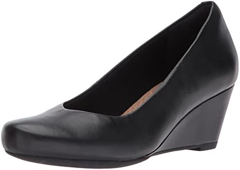 Clarks Womens Flores Tulip Wedge product image