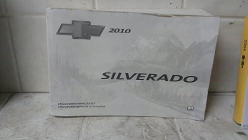 2010 chevrolet silverado owners manual amazon com books rh amazon com 2010 chevrolet silverado owners manual pdf 2010 chevy silverado 3500 owners manual