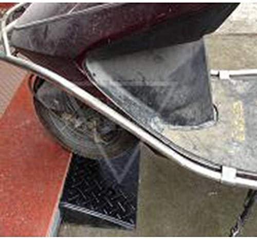 ラバーノンスリップカーロードスロープ自転車オートバイサービススロープ多機能病院ザ・モール車椅子スロープより良い耐荷重 段差プレート・スロープ