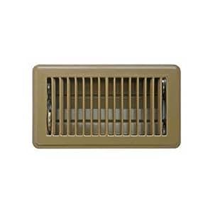 Floor Register 4 Quot X 8 Quot Heating Vents Amazon Com