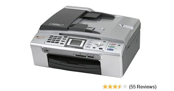 Brother MFC-440CN Photo Color All-in-One Printer with Networking