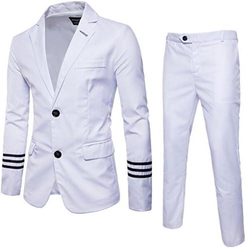 スーツ 洋服 メンズ セット 二点セット コート ズボン ビジネス 春服 秋 長袖 レジャー ゆったり 春 夏 秋 冬