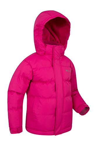 Padded Pink Warehouse Jacket Snow Mountain Youth qSXctq8