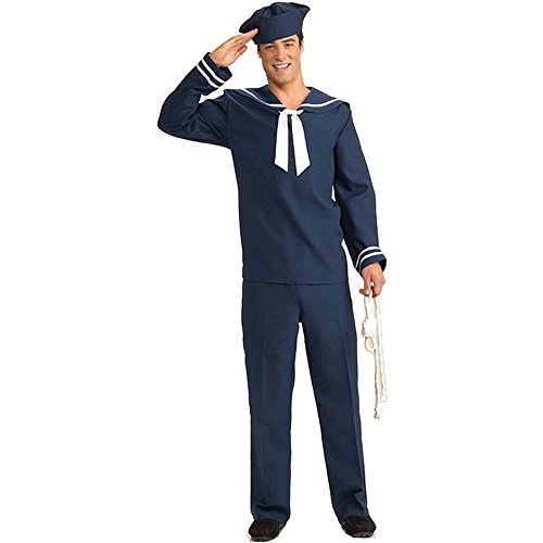 Ahoy Matey Costume (Ahoy Matey Mens Adult Costume)