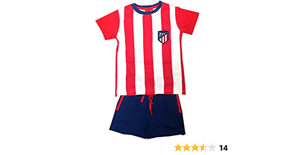 Pijama Atlético de Madrid niño Verano