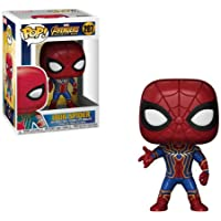 Funko 26465  Marvel Avengers Infinity War - Iron Spider Man Collectible Figure, Multicolor