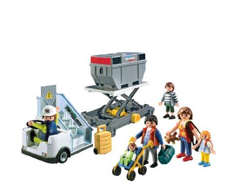 Playmobil-Escaleras-de-avin-con-pasajeros-y-mercancas-5262