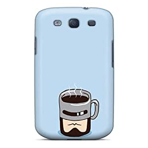 Galaxy Cases - Tpu Cases Protective For Galaxy S3- Robocup