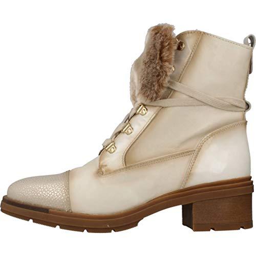 Hispanitas Blanc Boots HI87864 Modã¨Le Marque Blanc Bottines Blanc Bottines Couleur Boots rqxzgwAr