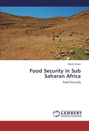 Food Security in Sub Saharan Africa: Food Security