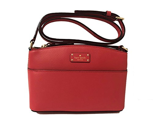 (Kate Spade New York Grove Street Millie Crossbody Purse (Red Carpet))