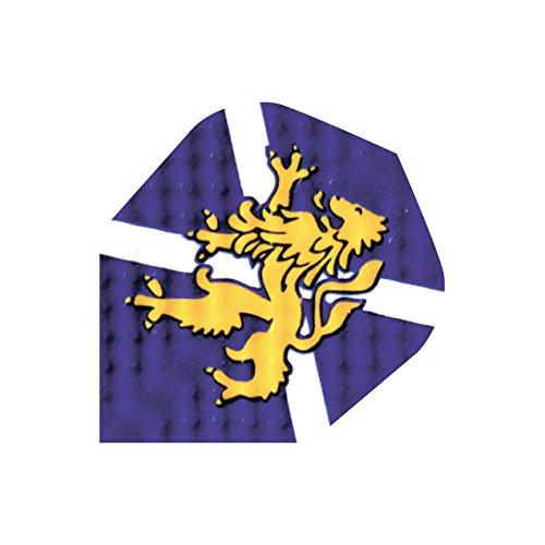US Darts 3 sets (9 flights) Dimplex Standard SCOTLAND SCOTTISH FLAG Dart Flights