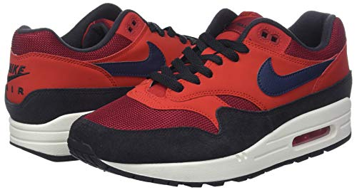 Air 600 Nike De Rouge Navy Crush 1 Max Gymnastique Chaussures red Univer Hommes Midnight RIBORr