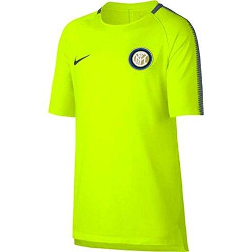 Nike Women's Short-Sleeved Shirt Pure Yellow mOMxEdKKi
