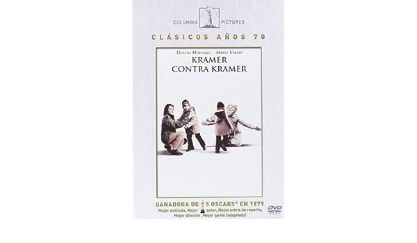 Amazon.com: Clásicos Años 70 -Kramer Contra Kramer (Import ...