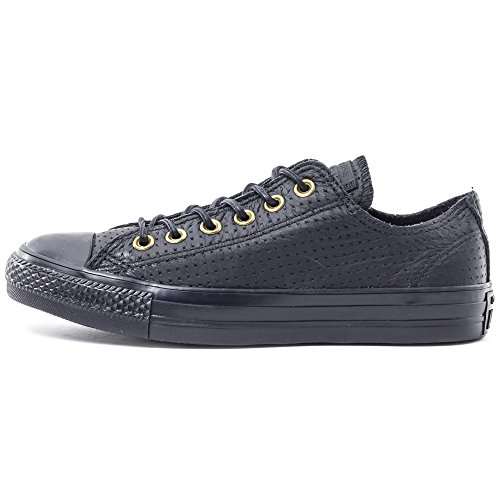 Ox Zapatillas Star Adulto Taylor All Black Unisex Chuck Converse qwv61xI1