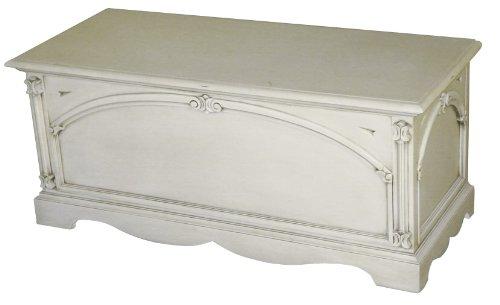 Victorian Shabby Chic Blanket Box