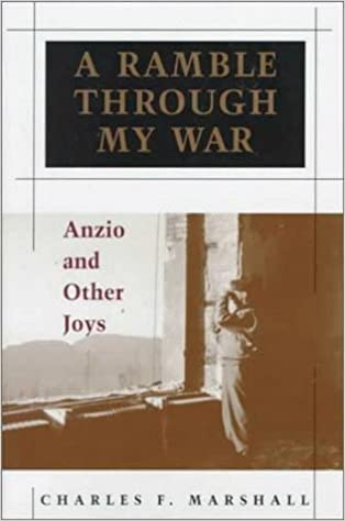 Book Ramble Through My War: Anzio and Other Joys