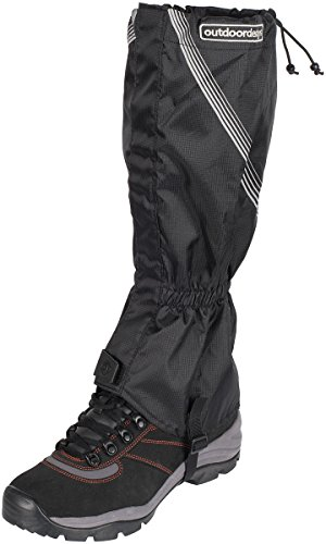 Tundra Gaiter - Outdoor Designs Tundra Gaiter Black Xl AS-G08-BL-XL
