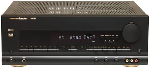 Harman Kardon AVR 300 Dolby Digital DTS Audio Video Receiver Discontinued by Manufacturer
