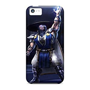 5c Scratch-proof Protection Case Cover For Iphone/ Hot Raiden Phone Case