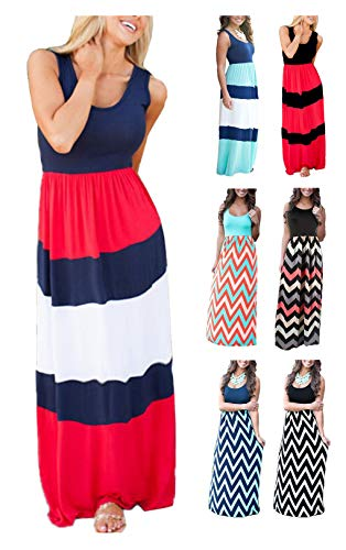 See the TOP 10 Best<br>Striped Necklace Dress