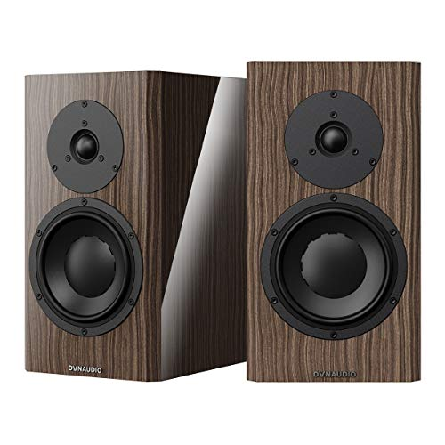 Dynaudio Special 40 Bookshelf Speakers - Pair (Ebony Wave High Gloss)