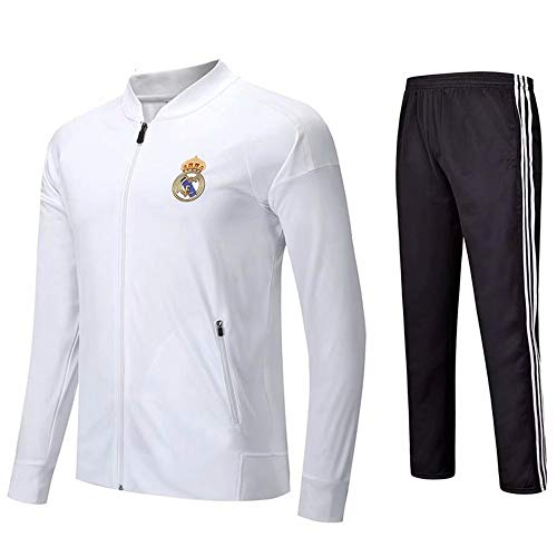 Real Madrid Training Uniform Top   Training Pants for Kids Youth 2018-2019  Training Tracksuit 2fa85534b