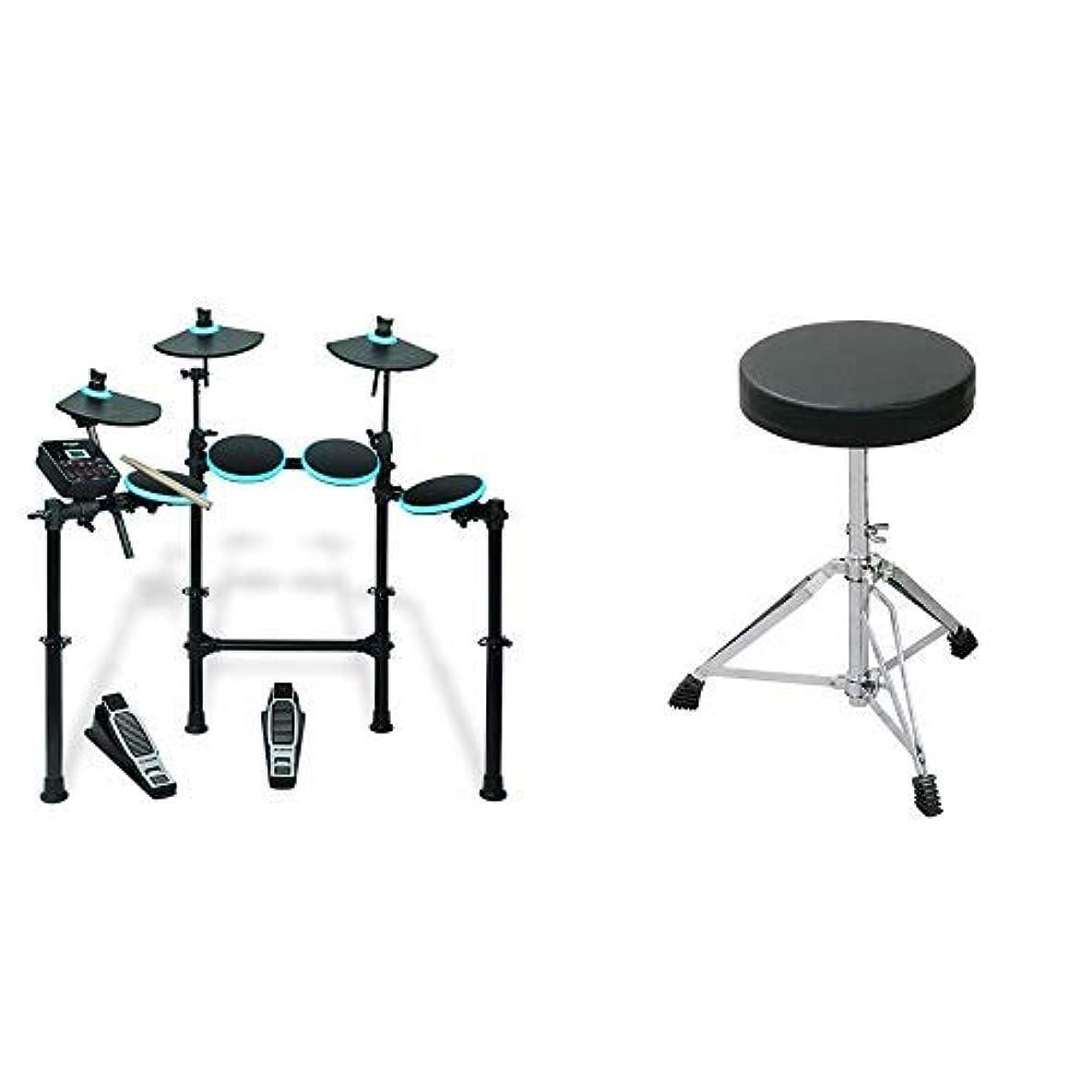 不合格に向かってベットヤマハ YAMAHA 電子ドラムセット ドラム椅子付属 DTX452KS