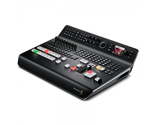 Blackmagic Design ATEM Television Studio Pro HD (4 Channel Video Mixer)