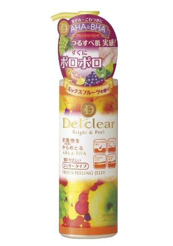 MEISHOKU DETCLEAR GEL Peeling (mélange de fruits)