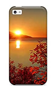 Special Design Back Sunrise Phone Case Cover For Iphone 5c