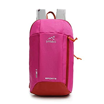 08985c9dd1 Waterproof Gym Cycling Bag Women Foldable Backpack Nylon Outdoor Sport  Luggage Bag For Fitness Climbing Foldable Men Travel Bags  Amazon.co.uk   Sports   ...