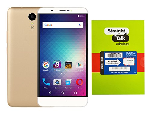 Straight Talk Phone Energy Unlocked Android 6.0 Compatible with Straight Talk Net10 5.5