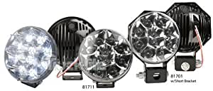 Truck Lite 81711 LED 7'' Spot Lamp, 10 Diode Pattern