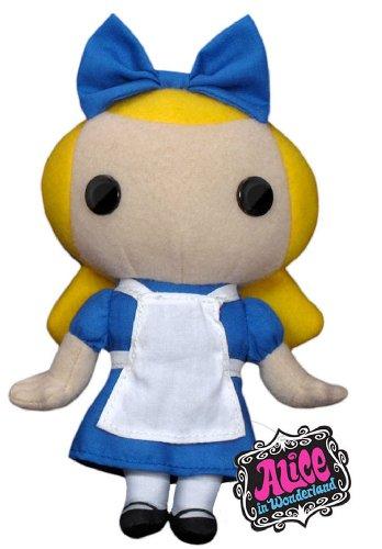 Alice in Wonderland: Alice Plush