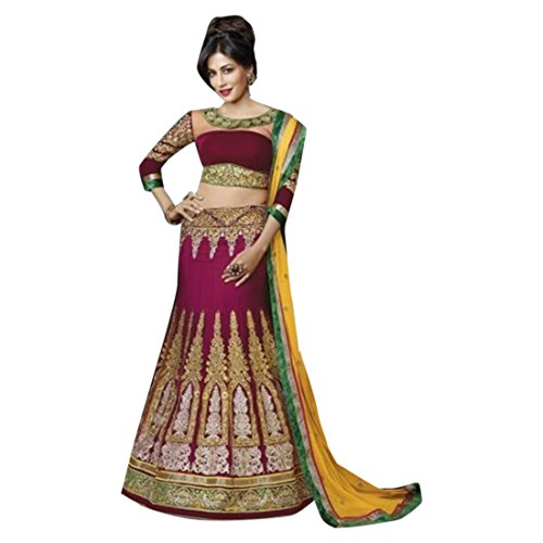 2790 Choli per ETNICO EMPORIUM Lehenga seta Salwar Personalizzato abito la sposa abito donna indiana misurare tradizionale cerimonia nuziale da etnica da Kameez Anarkali Dupatta wfxOXxg