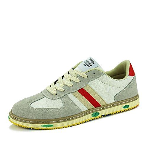 hydne-mens-fashionable-casual-simple-lace-up-flat-comfortable-vintage-shoes39-m-eu-7-dm-uswhite