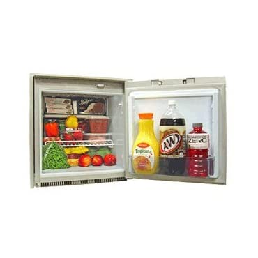 Norcold NR751SS Refrigerator (120AC/220AC 12DC/24DC, HiTmpCut Built-In Self Venting, High Voltage Requires Power Cord, Stainless Steel)