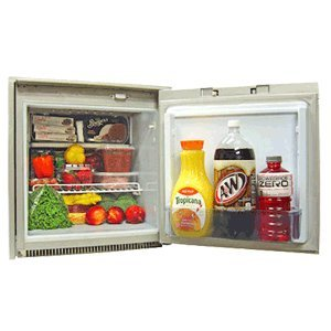 Price comparison product image Norcold NR751SS Refrigerator (120AC / 220AC 12DC / 24DC,  HiTmpCut Built-in Self Venting,  High Voltage Requires Power Cord