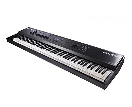 kurzweil forte 88 fully weighted hammer action keyboard buy online in uae musical. Black Bedroom Furniture Sets. Home Design Ideas