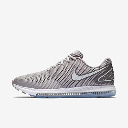 Nike Men's Zoom All Out Low 2 Running Shoe Atmosphere Grey/VAST Grey-Gunsmoke Size 10 2 Zoom Air Shoes