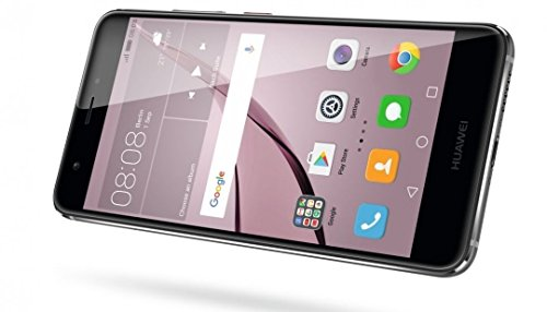 "Huawei Mate 9 lite L23 Dual SIM (32GB) 5.5"" Full HD 4G LTE Factory Unlocked Android w/ Fingerprint Sensor - No Warranty (Gray)"