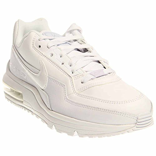 Nike Men Air Max Ltd (Nike Mens Air Max LTD 3 Running Shoes White/White 687977-111 Size 10)
