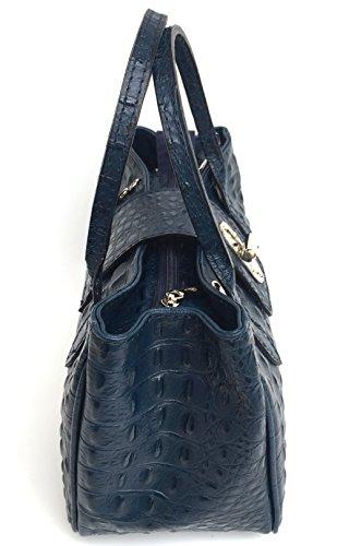 S Para Oscuro Superflybags Asas Azul Mujer De Bolso xt0wXawqU
