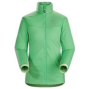 Amazon.com : Arc'teryx Atom LT Jacket - Women's Lime Fizz